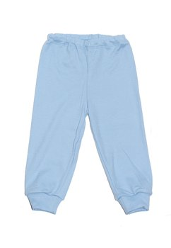 Pantaloni bebe albastru mod1
