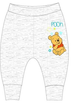 Pantaloni bebe, crem, Pooh