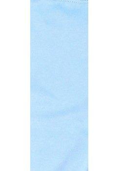 Pantaloni bebe cu botosi albastru mod1
