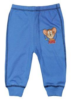 Pantaloni bebe Jerry, albastri
