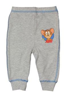 Pantaloni bebe Jerry, gri