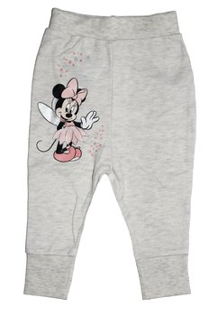 Pantaloni bebe, Minnie Mouse, crem