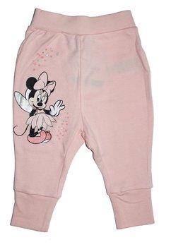 Pantaloni bebe, Minnie Mouse, roz