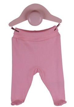 Pantaloni cu botosi, roz deschis, 310