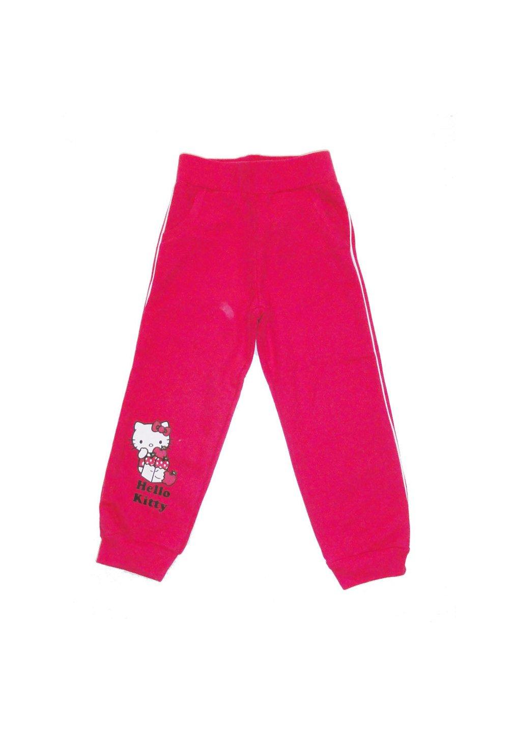 Pantaloni de trening HK roz 2592 imagine