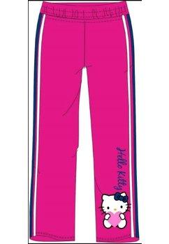 Pantaloni de trening HK roz inchis 2585