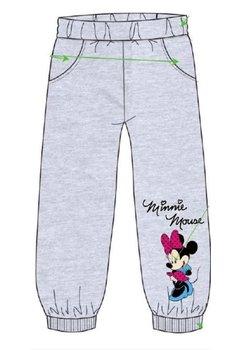 Pantaloni de trening Minnie gri 9210