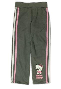Pantaloni fete, Hello Kitty, gri