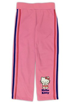 Pantaloni fete, Hello Kitty, roz