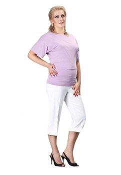 Pantaloni gravide, Ana, albi