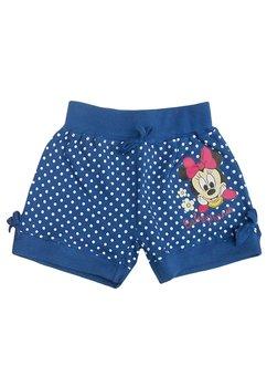 Pantaloni scurti bebe, Minnie, albastri