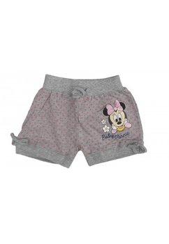 Pantaloni scurti bebe, Minnie, gri