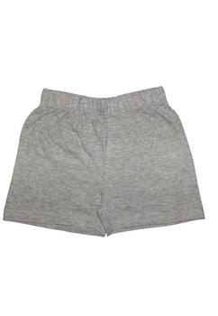 Pantaloni scurti fete, gri