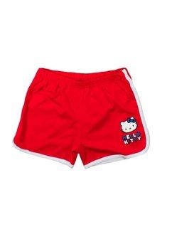 Pantaloni scurti fete, hk, rosii