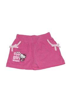 Pantaloni scurti HK roz deschis