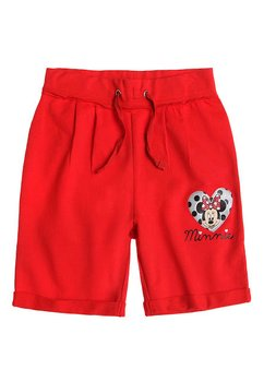 Pantaloni scurti Minnie Red