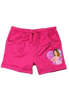 Pantaloni scurti, roz, Violetta