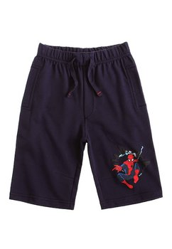 Pantaloni scurti, Spiderman, bluemarin
