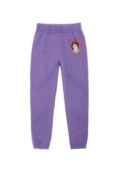 Pantaloni Sofia, mov
