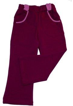 Pantaloni Trening, roz inchis