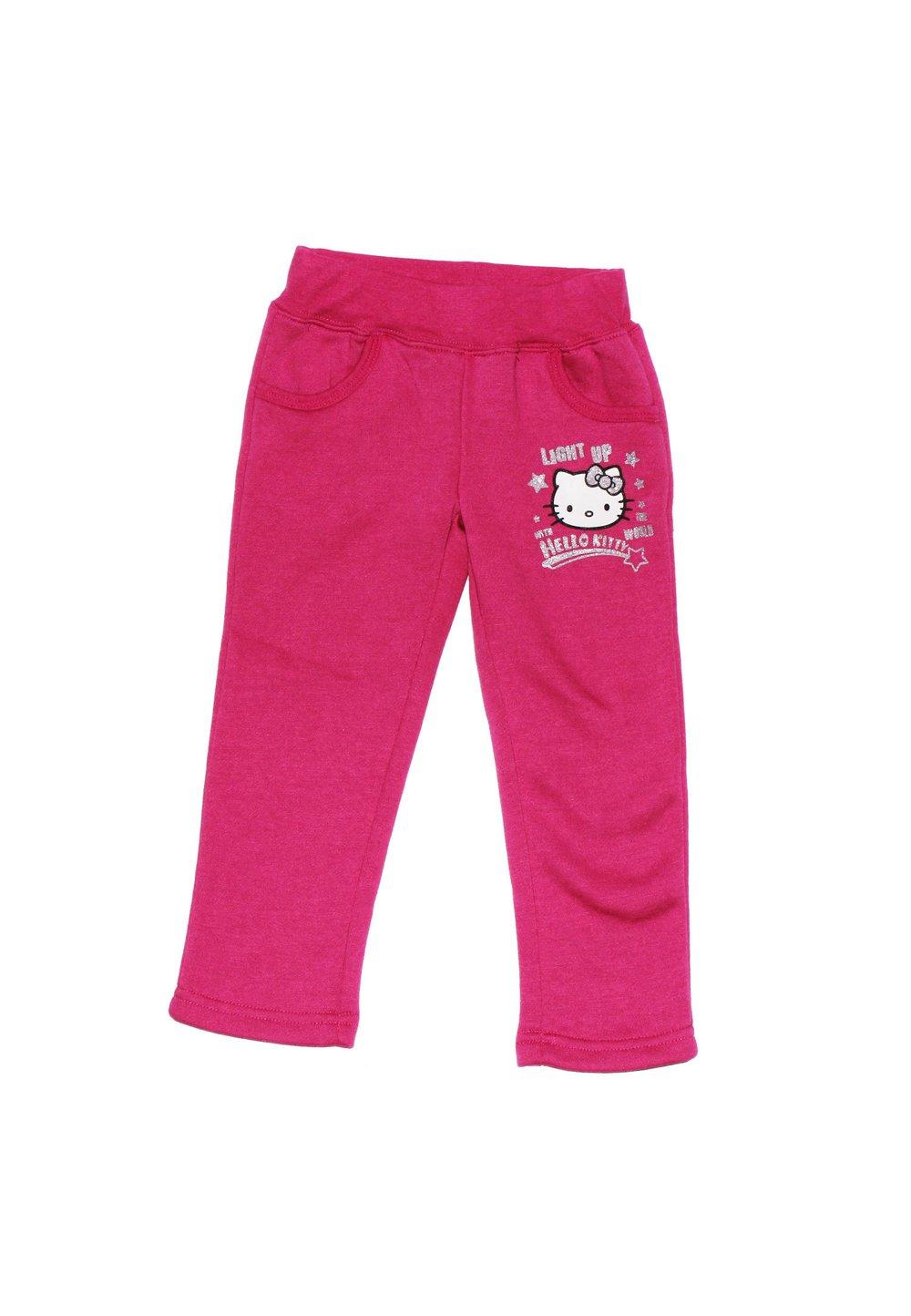 Pantaloni trening HK roz 1410 imagine
