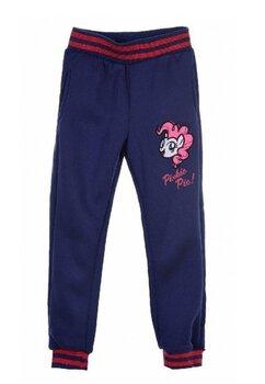 Pantaloni trening, Pinkie Pie!, mov cu broderie