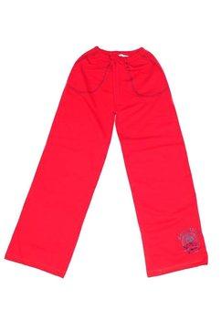 Pantaloni trening rosii promise