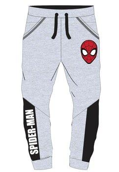 Pantaloni trening,Spider-Man, gri cu negru