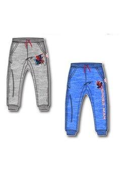 Pantaloni trening, Spiderman, gri