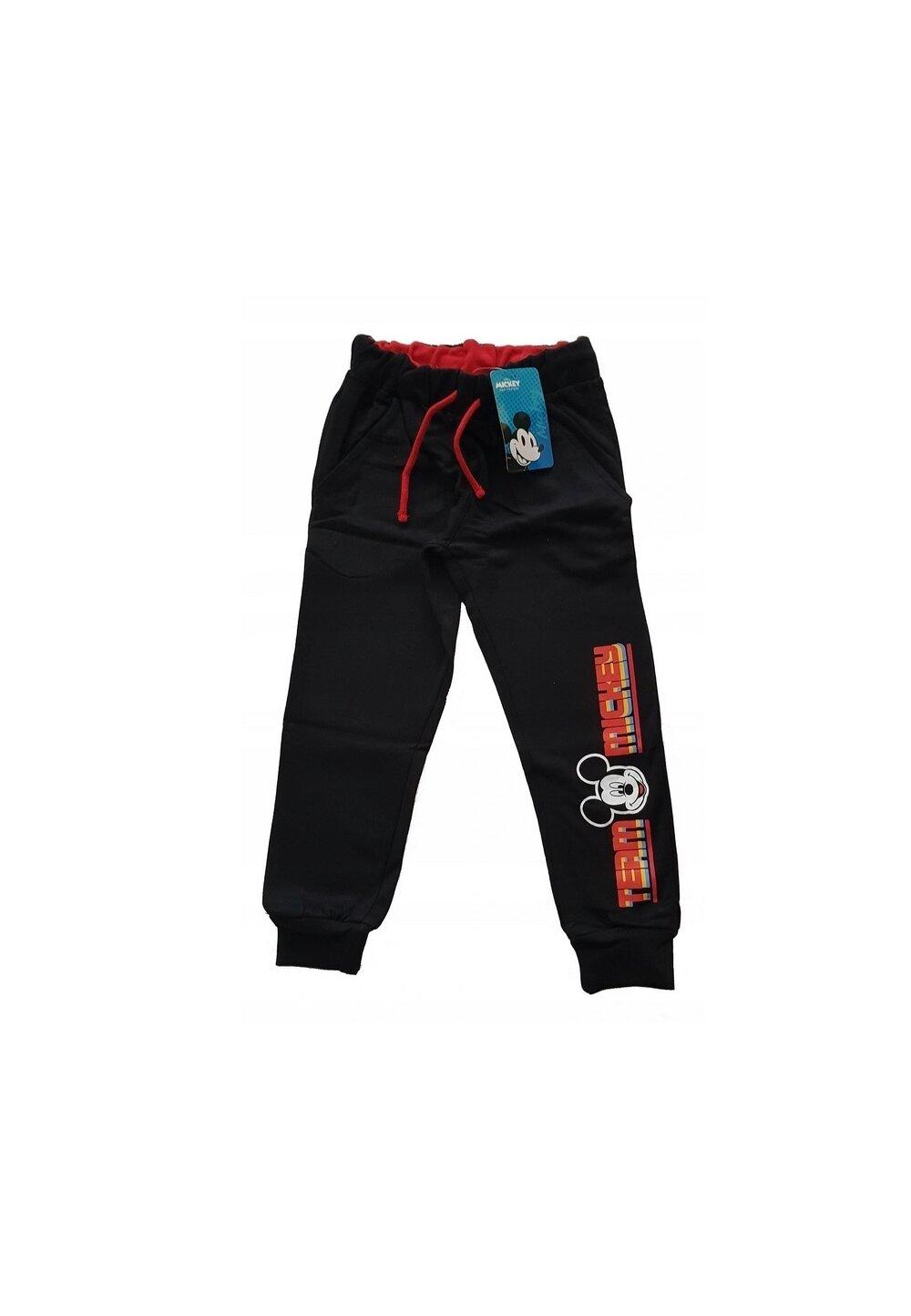 Pantaloni trening, Team Mickey, negri
