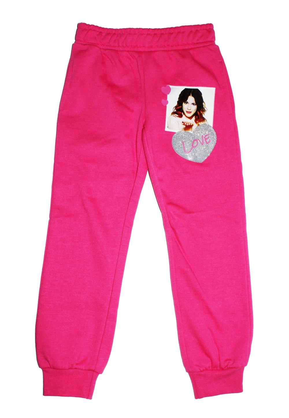 Pantaloni trening, Violetta, roz imagine