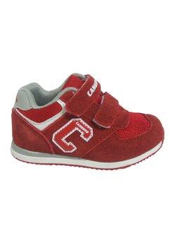 Pantofi sport din piele rosii Canguro