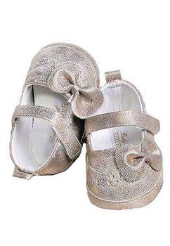 Papucei bebe, aurii