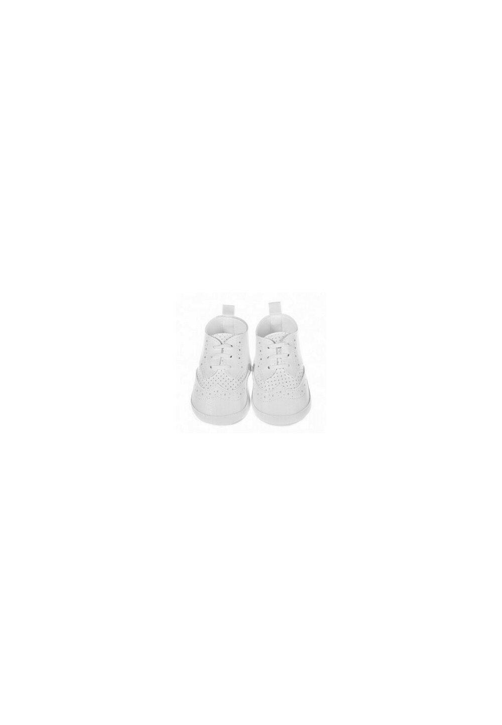 Papucei bebe, botez,albi imagine