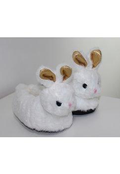Papuci de casa 3D, Iepurasi albi