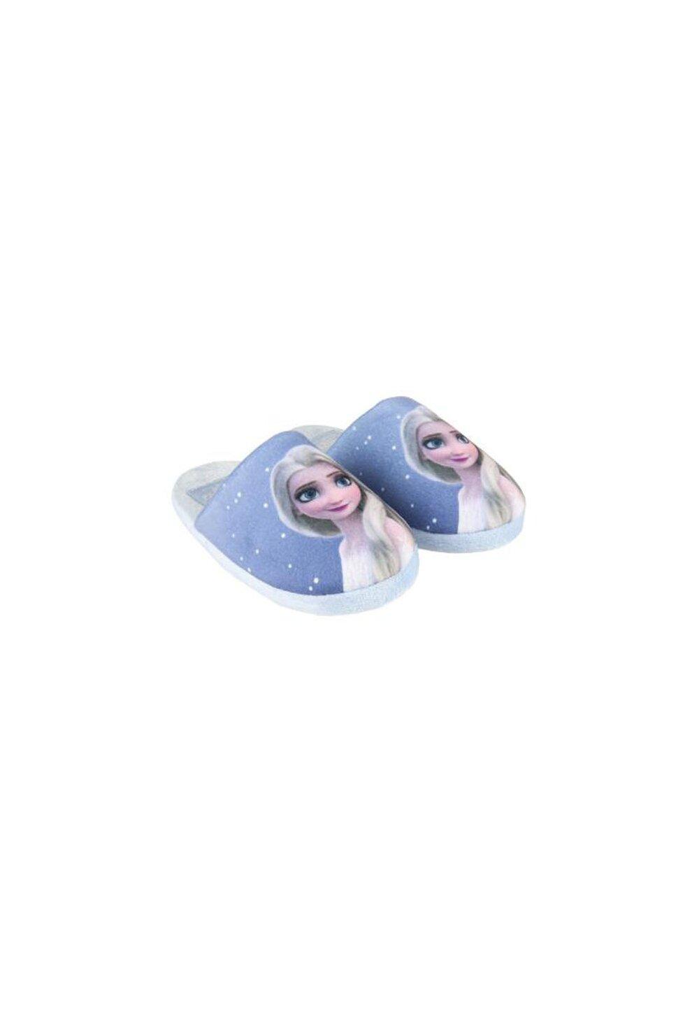 Papuci De Casa, Elsa, Albastru Deschis