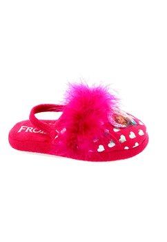 Papuci de casa, Frozen, roz inchis