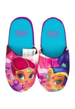 Papuci de casa, Shimmer and Shine, mov cu turcoaz