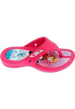 Papuci de plaja, roz, Frozen