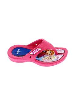 Papuci flip flop, Anna si Elsa, roz