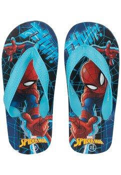 Papuci flip-flop, Spider-man, bluemarin