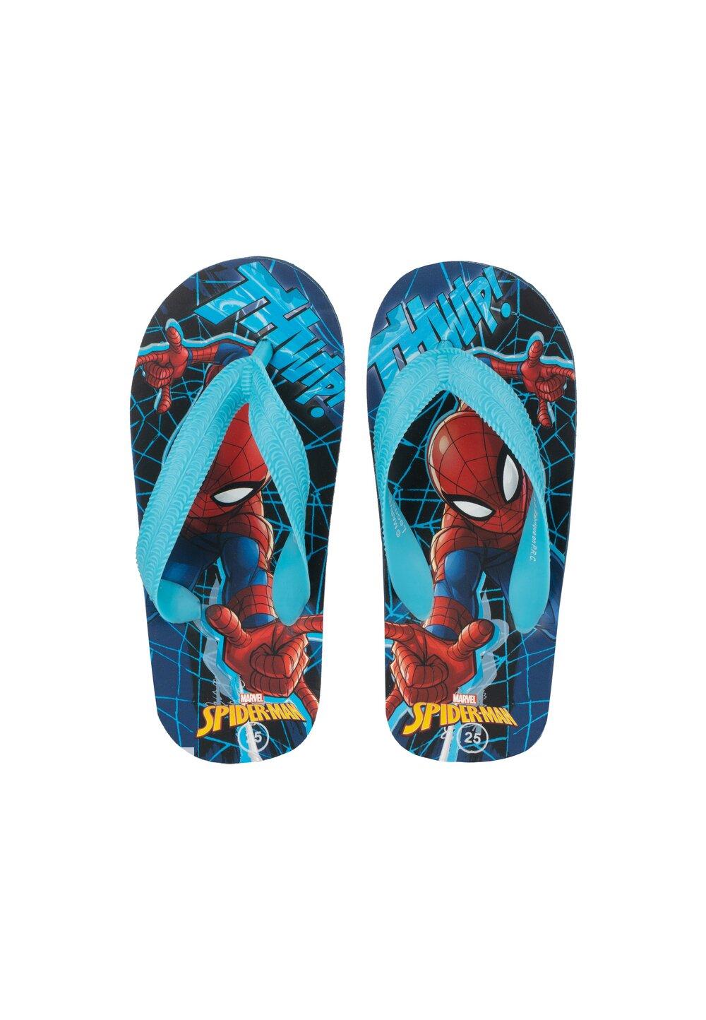 Papuci flip-flop, Spider-man, bluemarin imagine
