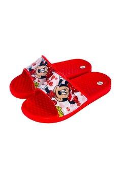 Papuci, Minnie, rosii cu inimioare
