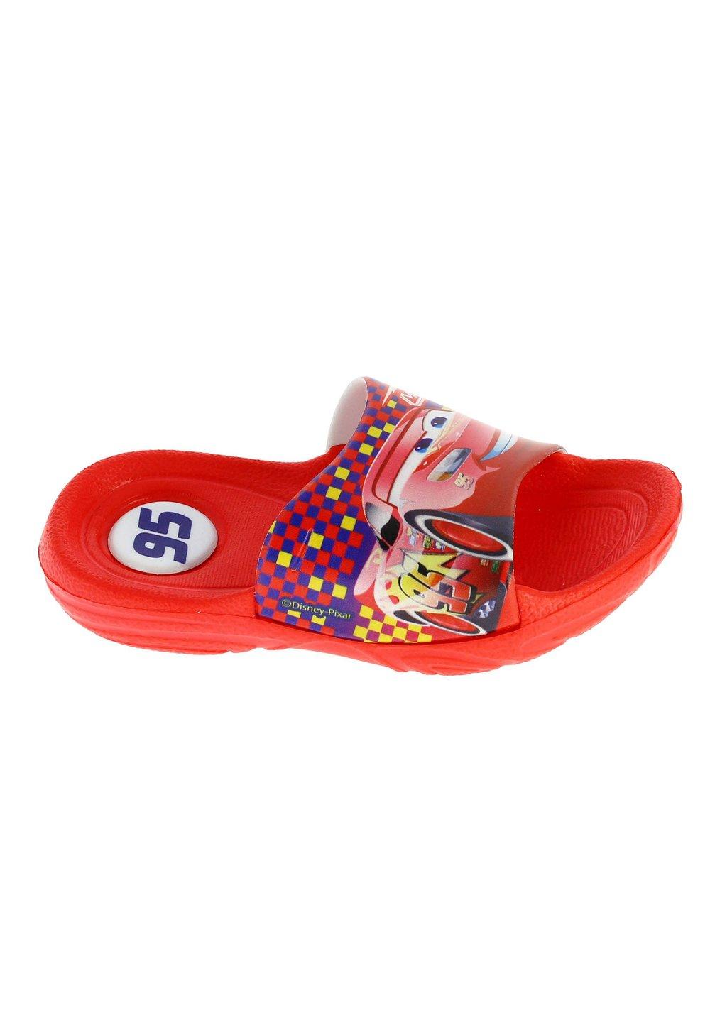 Papuci, rosii, Cars 95 imagine