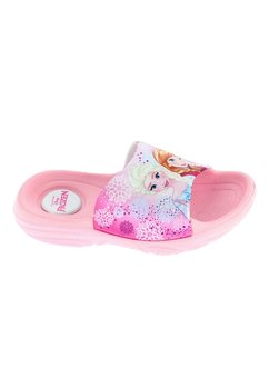 Papuci, roz deschis, Anna si Elsa