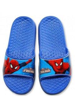 Papuci, Spider Man, albastri
