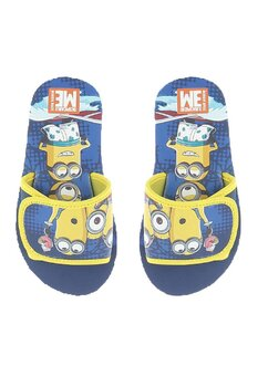 Papuci, spuma, Minnions, bluemarin