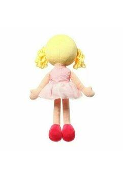 Papusa, Alice, cu rochie roz
