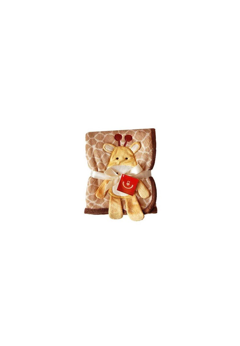Paturica, cu girafa 3D, 76x102cm