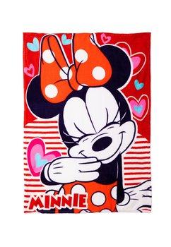 Paturica fleece, Love Minnie, 120x90cm